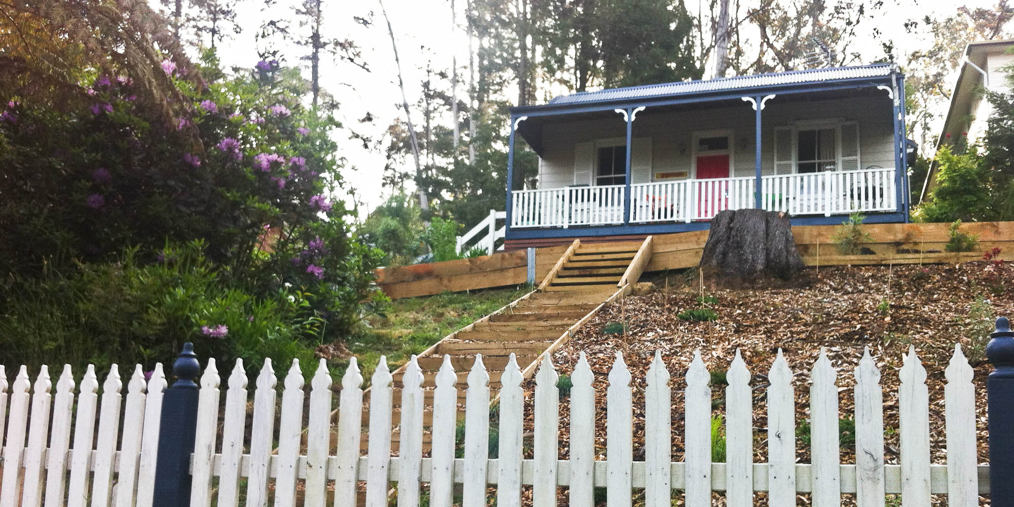 blue mountains accommodation